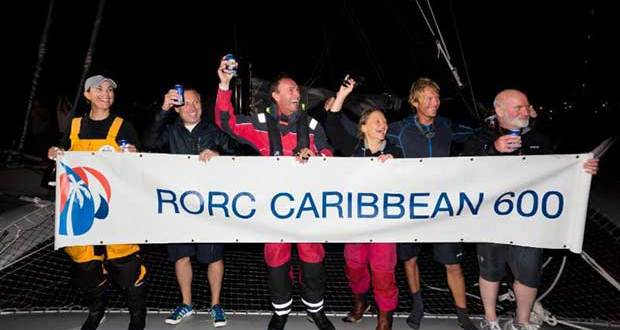 AUDIO Interview with Peter Aschenbrenner, Paradox: https://soundcloud.com/louay-habib/2018-rorc-caribbean-600-peter-aschenbrenner-paradox - photo © RORC / Arthur Daniel