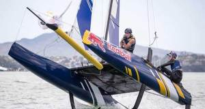 Red Bull Foiling Generation - NZ round - February 22-25, 2018 - photo © Graeme Murray