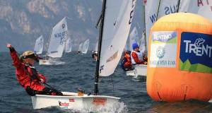 35th Lake Garda Meeting Optimist © Elena Giolai