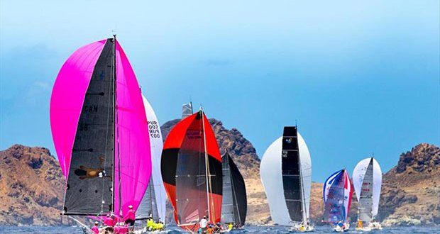 Les Voiles de Saint-Barth 2017 - photo © Christophe Jouany