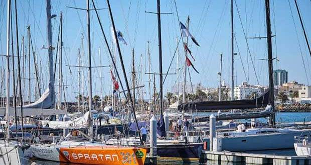 Calero Marinas have signed a three-year agreement to continue to host the start of the RORC Transatlantic Race from their Marina Lanzarote - photo © RORC / James Mitchell