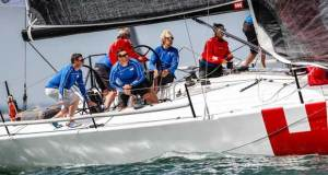Andy Williams' Ker 40 Keronimo - 2018 IRC European Championship and Commodores' Cup - Day 2 - photo © Paul Wyeth / pwpictures.com