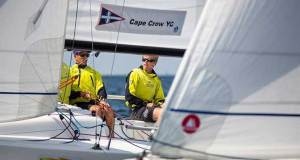 Cape Crow YC - Swedish J/70 Sailing League 2018 © Daniel Stenholm
