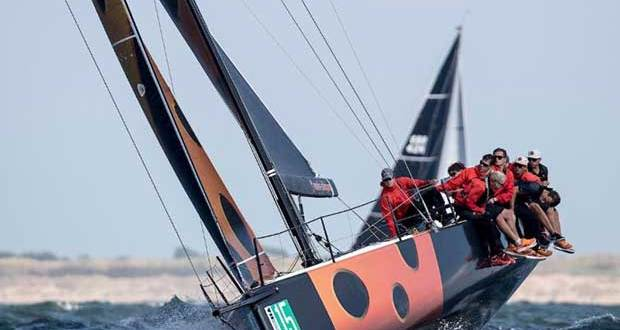 Leeloo had a great first inshore race in Class B on day 3 at The Hague Offshore Sailing World Championship 2018 - photo © Sander van der Borch