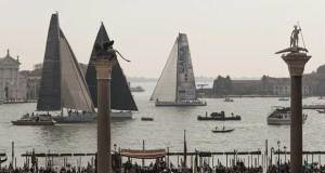 Venice Hospitality Challenge takes to the St Marco Basin - photo © Matteo Bertolin