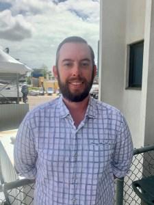 image of Kiel Walsh, a professional yacht broker