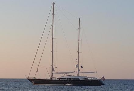 Sailing Yacht Silencio Perini Navi Yacht Harbour
