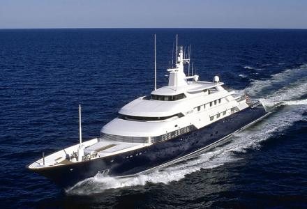 Motor Yacht Moonlight II Neorion Shipyards Syros Yacht
