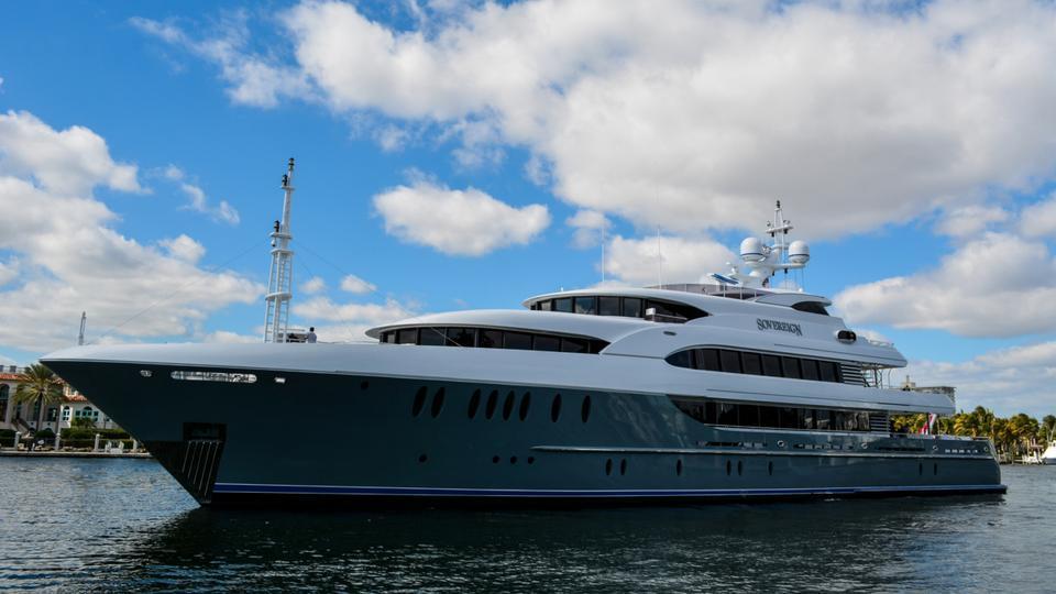 Motor Yacht Sovereign Newcastle Marine Yacht Harbour