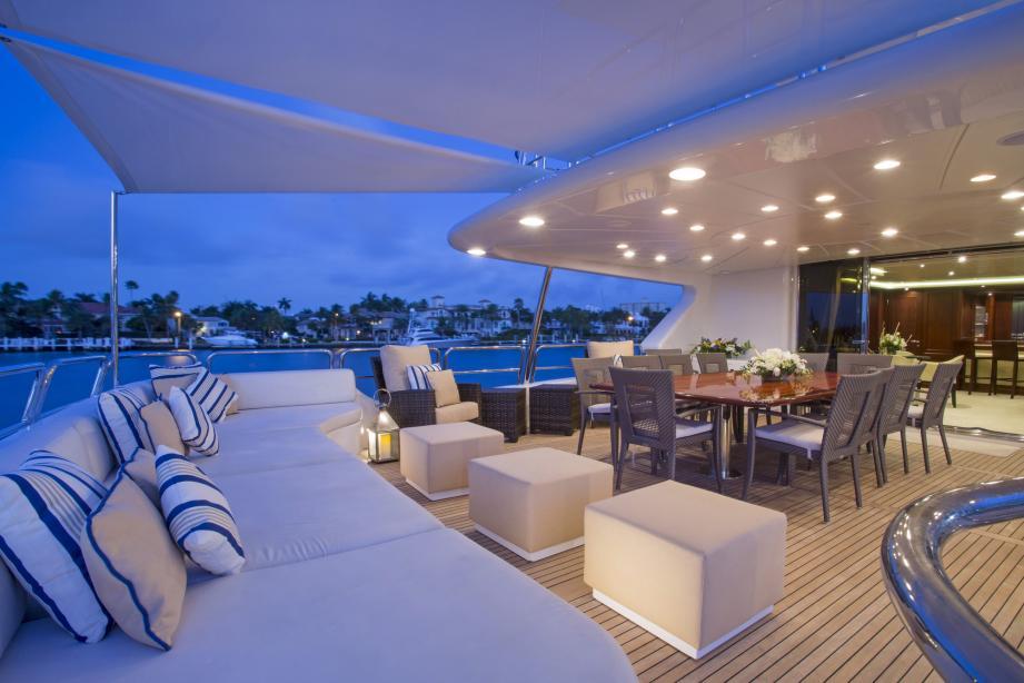 Motor Yacht Pure Bliss Benetti Yacht Harbour