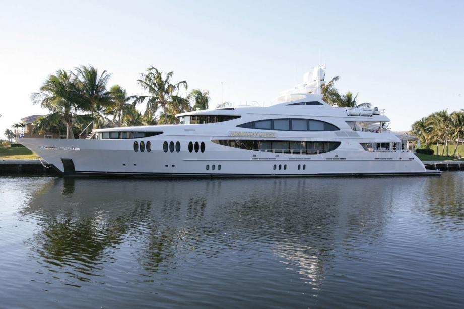 Motor Yacht Norwegian Queen Trinity Yachts Yacht Harbour