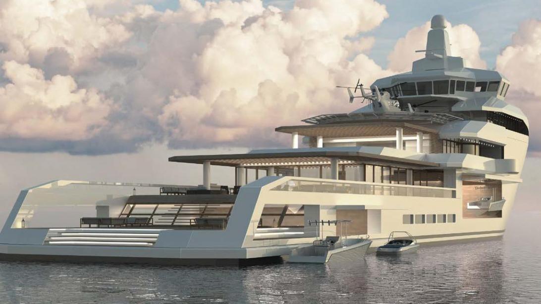 Motor Yacht Project Brage Vard Yacht Harbour
