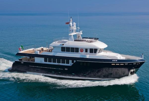 Motor Yacht Darwin 96 Cantiere Delle Marche Yacht Harbour