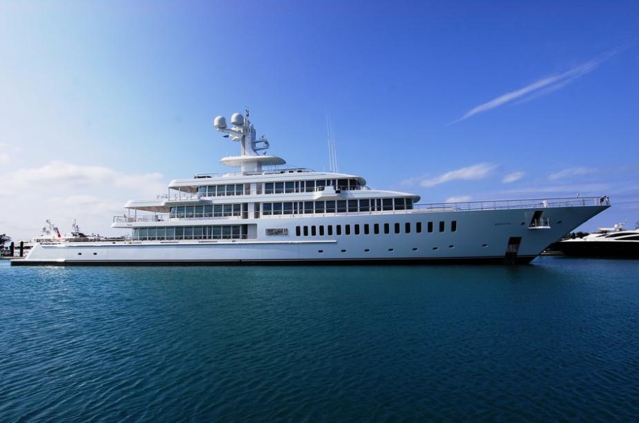 Motor Yacht Fountainhead