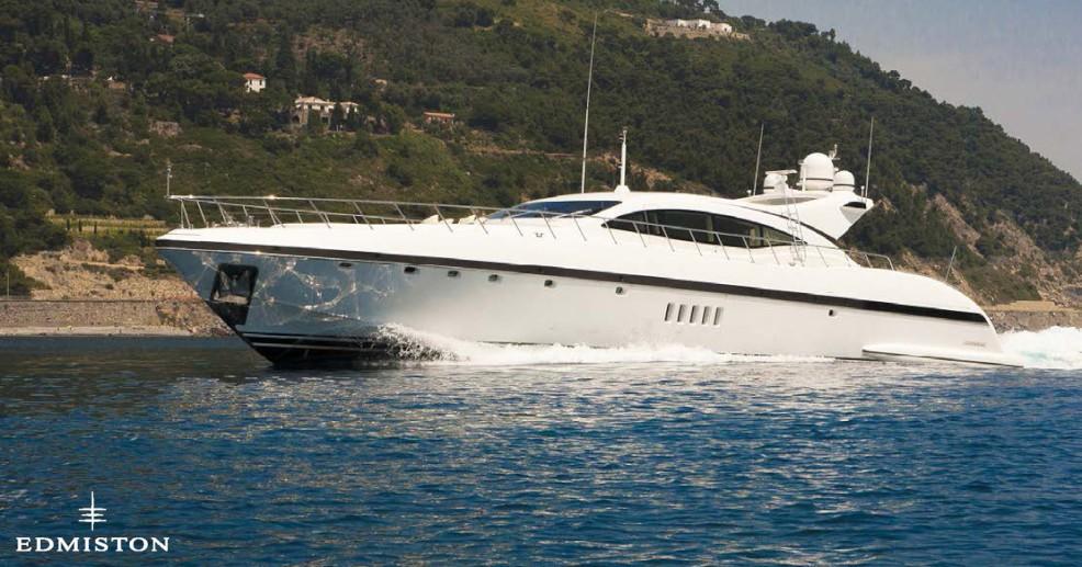 Motor Yacht Hercules I Overmarine Yacht Harbour