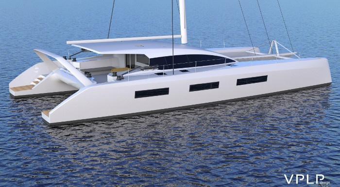 Sailing Yacht GP 70 Technologie Marine Yacht Harbour