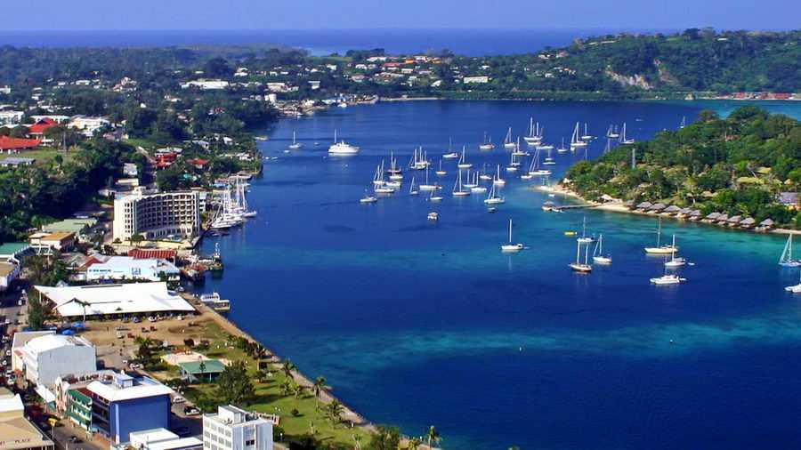 Yachting World Marina Port Vila Vanuatu