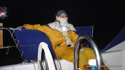 and Elaine on Azrar III - August 2004