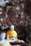 works from 7th C adorn cave walls