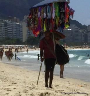 Male bikini vendor