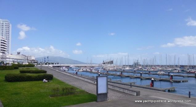 Ponta Delgada Marina