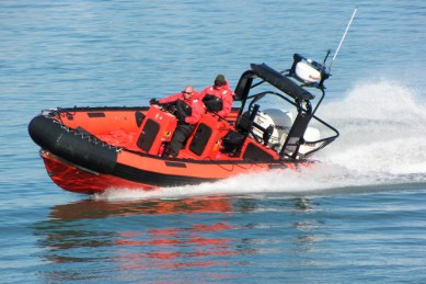 Proficiency in Fast Rescue Boat
