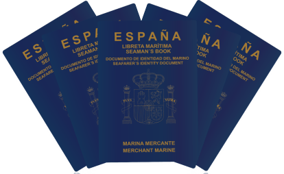 Steps for the issuance of the Passport or Maritime Booklet