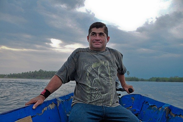náufrago Salvador Alvarenga