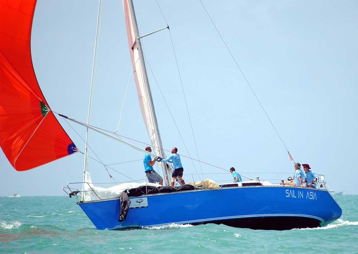 Pinocchio 11m Racing Yacht Racing Yachts