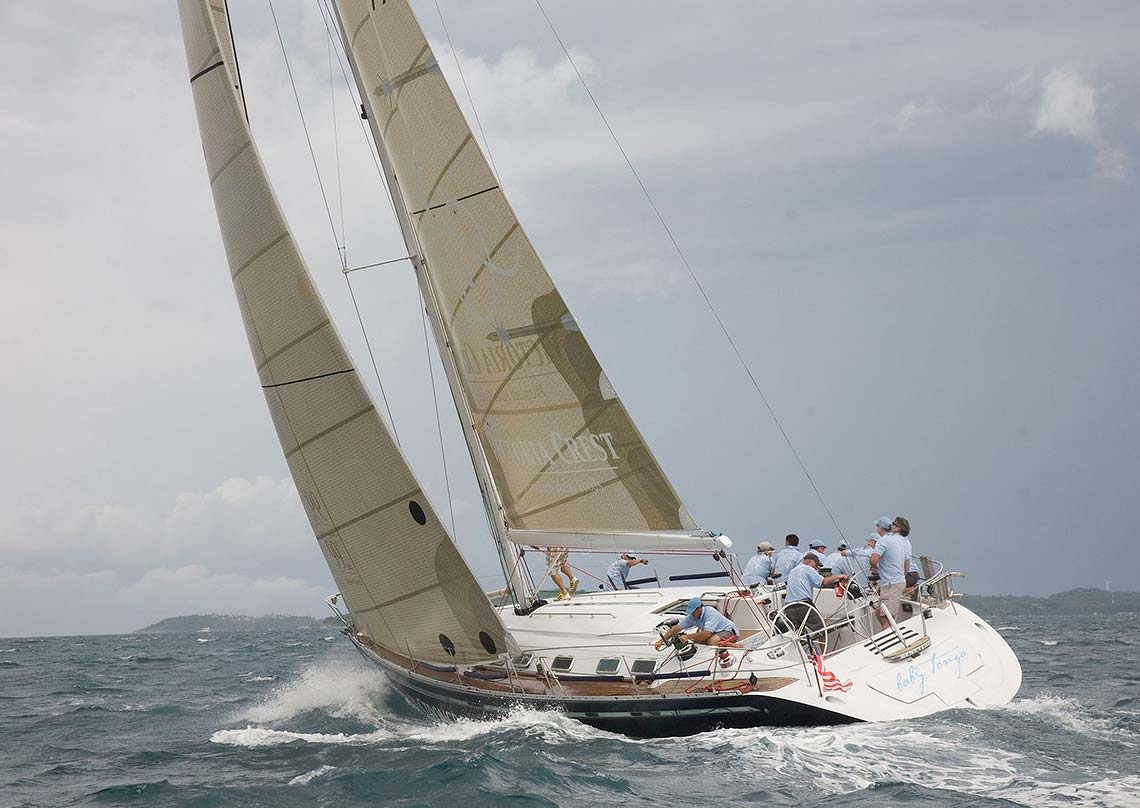 First 53 Gallery Racing Yachts