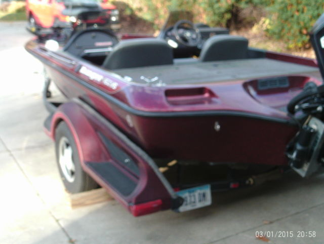 1996 Ranger Comanche 462vs Bass Boat For Sale In Ankeny