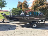 2008 Lund Rebel 1625 XL SS W/ Lowrance HDS9 Touch, Cisco ...
