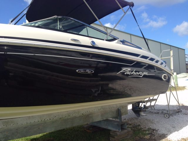 2010 22 Ft Sea Ray Pachanga For Sale In Titusville