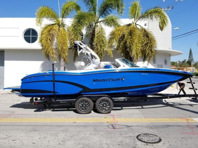 2016 Mastercraft X26 For Sale In Miami Florida United States