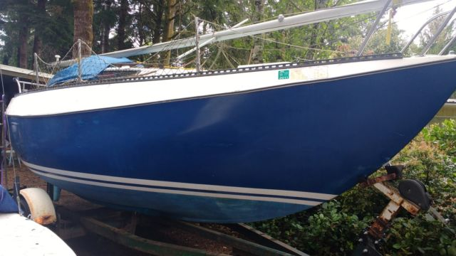 wiring diagram for home generator 3 way switch with pilot light northwest 21 sailboat & trailer ready to cruise loaded swing keel more, oregon sale in ...