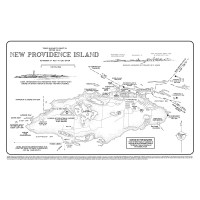 Chart Set: New Providence - Yachtsman's Guide
