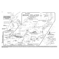 Chart Set: Berry Islands - Yachtsman's Guide