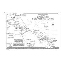 Bahamas Far Out Chart #43 - Yachtsman's Guide