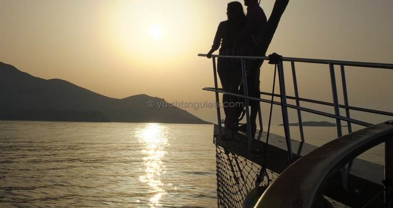 Must See Private Yacht Charter Destinations in the Mediterranean of Turkey