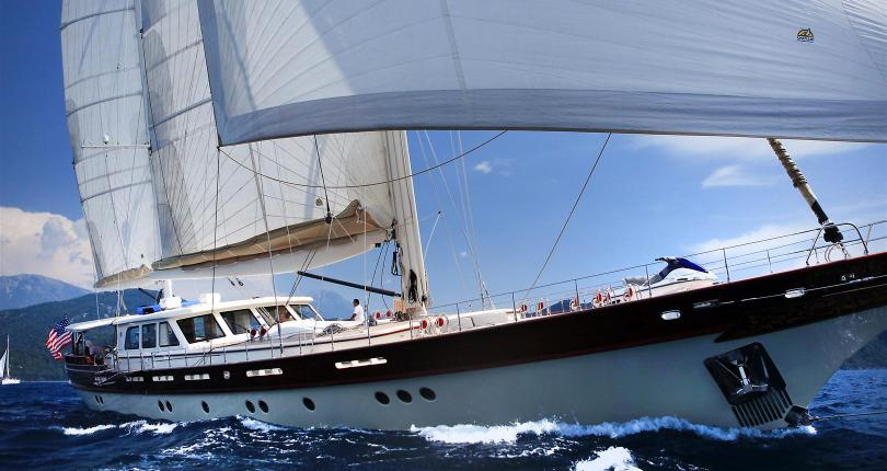 M/S Zelda : 40 Meters of Executive Class Yacht Charter in Turkey