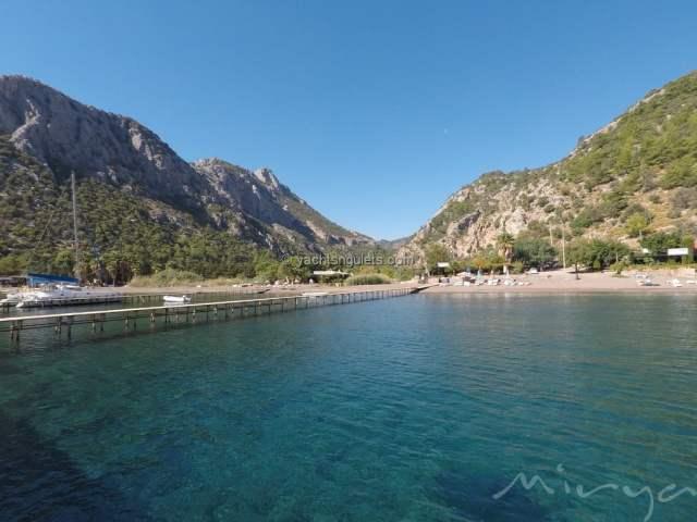 Ciftlik Bay, Turkey