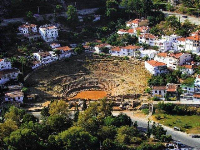 Telmessos Theatre, Fethiye