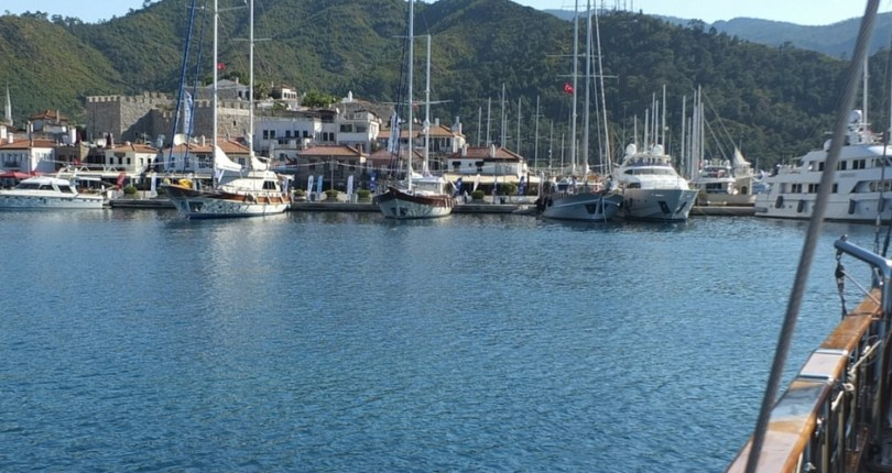 Raise The Sails On A Luxury Yacht Charter In Turkey From Marmaris To Fethiye
