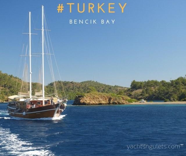 #turkey bencik bay