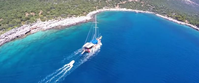 Are You Missing that Turquoise Turkish Coastline?