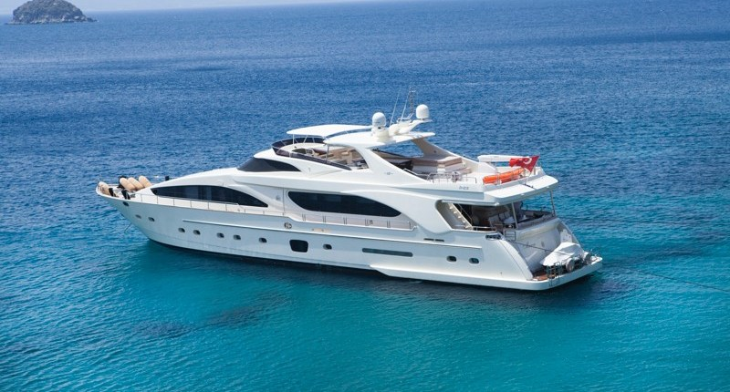 Explore Paradise With A Mediterranean Yacht Charter In Turkey