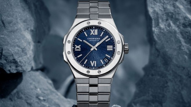 and the Chopard Alpine Eagle which was released last October