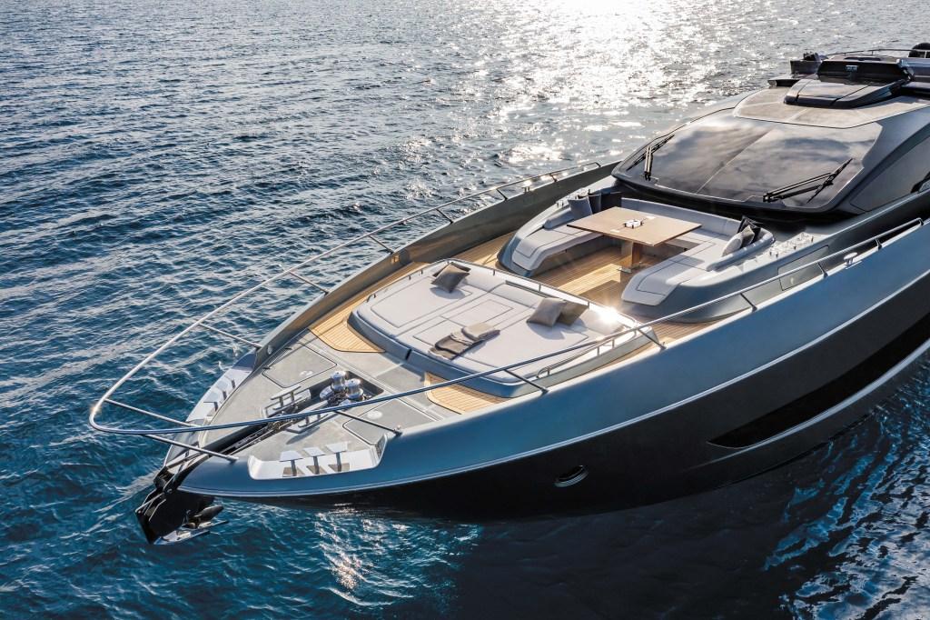 boot superjacht luxe luxe riva design
