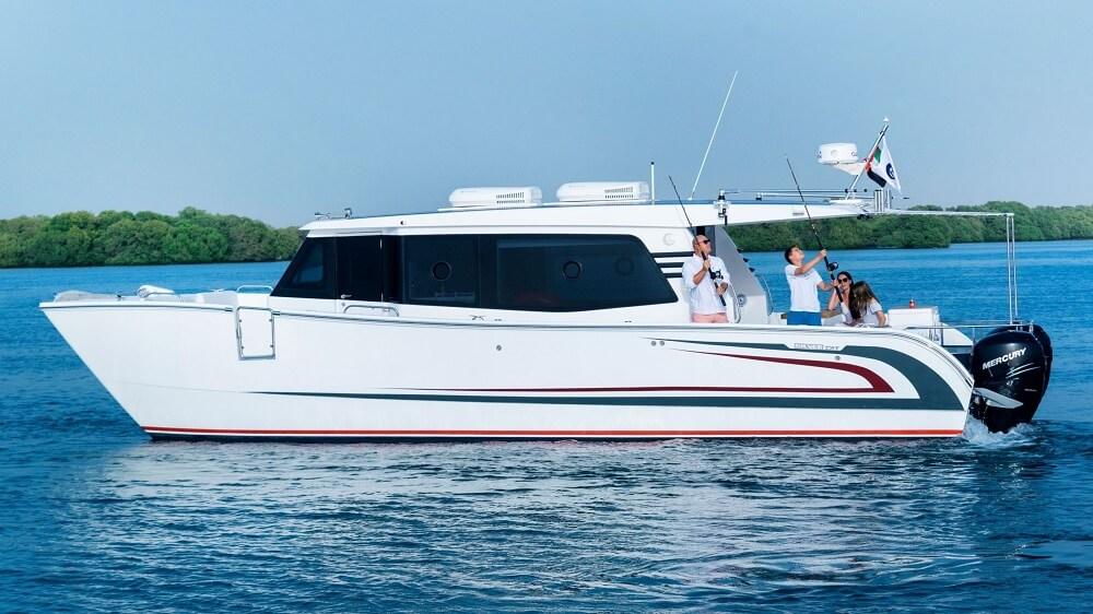 Gulf Craft, SilverCat 40 Lux, Silvercraft, Farfalla Marine, Yacht, Boat