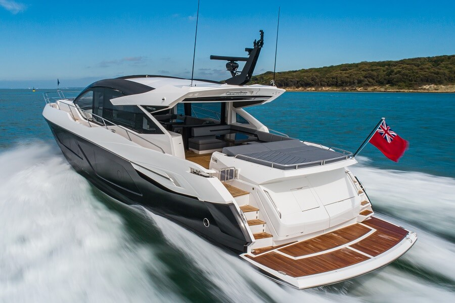 Sunseeker Predator 74 XPS Yacht